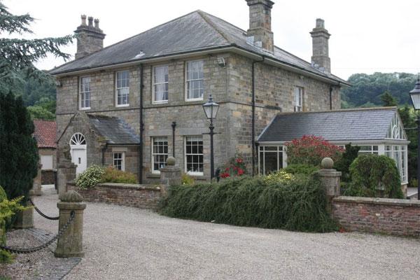 Beckhouse farmhouse