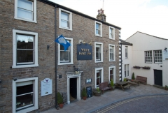 The White Hart Country Inn , Hawes