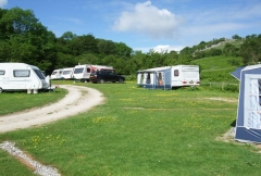 Wood Nook Caravan Park, Grassington