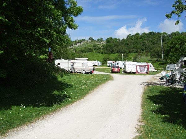 Wood nook caravan park