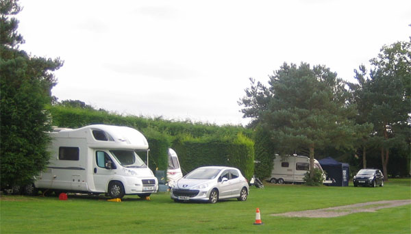 Caravan park