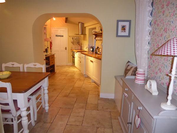Honeypot cottage interior