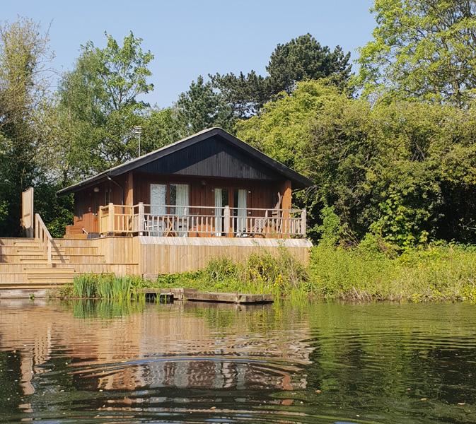 York lakeside lodges exterior