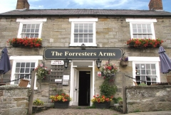 The Forresters Arms Hotel, Thirsk
