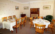 Townend farm b b dining room